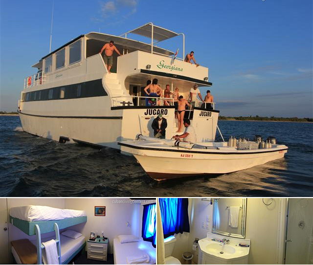 Georgiana liveaboard