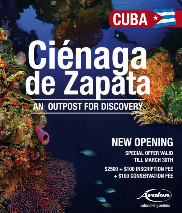 Dive Cuba: Ciénaga de Zapata