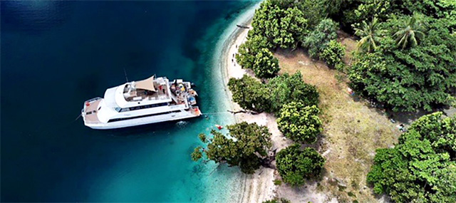 MV Oceania - PNG Liveaboards - Dive Discovery PNG