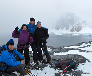 Antarctic Peninsula Basecamp, On board the M/V Plancius, March 3-14 2015 Trip Report
