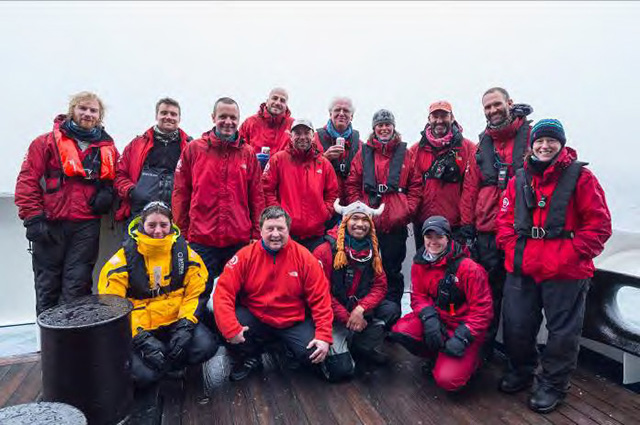 Antarctic Peninsula Basecamp, On board the M/V Plancius, March 3-14 2015 Trip Report - Page Four