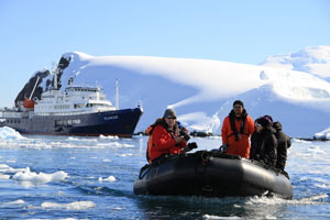 North Spitsbergen (Arctic) | Basecamp Plancius - Arctic and Antarctic Dive Tours - Dive Discovery