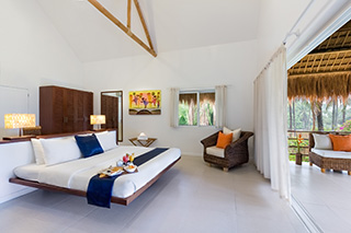 Bedroom - Penthouses - Atmosphere Resorts & Spa - Philippines Dive Resorts