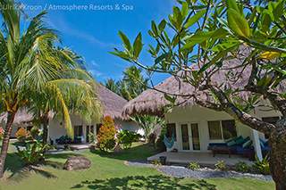Deluxe Suite Rooms - Atmosphere Resorts & Spa - Philippines Dive Resorts