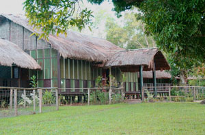 Bensbach Wilderness Lodge - PNG PNG Resorts & Culture Lodges - Dive Discovery PNG