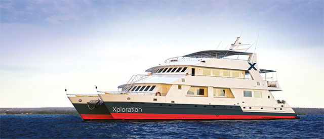 Celebrity Xploration - Galapagos Liveaboards - Dive Discovery Galapagos