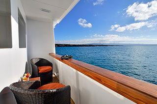 Main Deck Cabin - Celebrity Xploration - Galapagos Liveaboards - Dive Discovery Galapagos