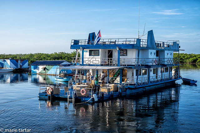 Liveaboard the Floating Hotel Tortuga