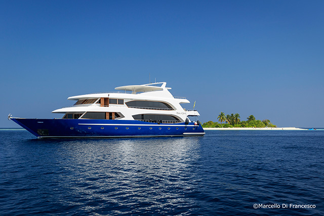 M Y Duke Of York Maldives Liveaboards Dive Discovery