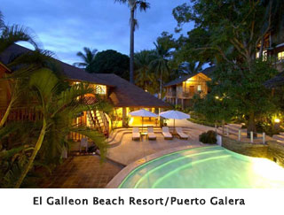 El Galleon Beach Resort/Puerto Galera - Philippines Dive Resort