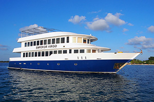 MV Emperor Virgo - Maldives Liveaboards - Dive Discovery Maldives