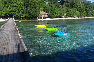 Our boats - Fatboys Resort - Solomon Islands Dive Resorts