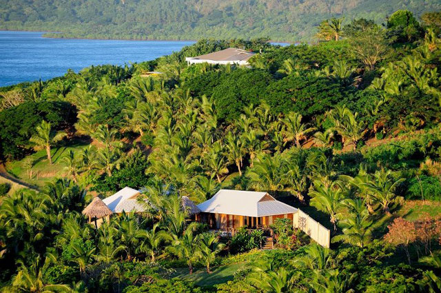 Wananavu Beach Resort - Fiji Dive Resorts - Dive Discovery Fiji Islands