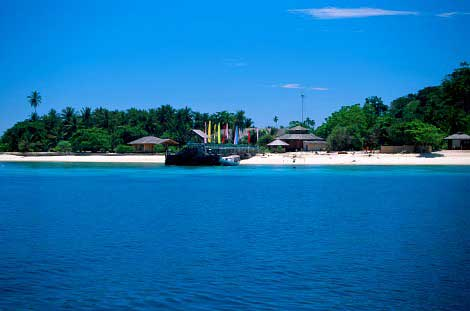 Gangga Island Resort and Spa - Indonesia Dive Resorts - Dive Discovery Indonesia