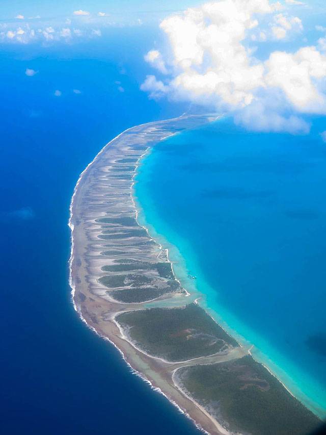 atoll of Rangiroa - Hotel Kia Ora Resort and Spa - Tahiti Dive Resorts  - Dive Discovery Tahiti