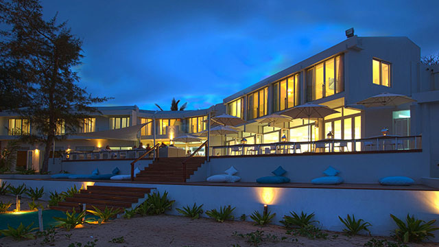Hotel Tofo Mar - Inhambane, in Mozambique