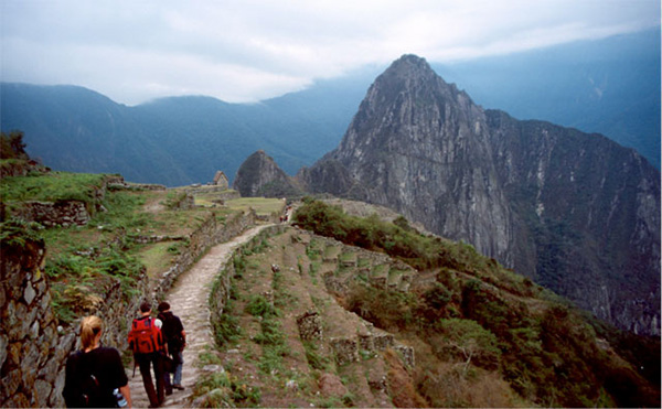 Peru, hiking the Inca Trail