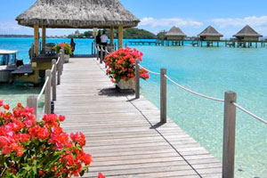 Hotel Intercontinental Bora Le Moana Resort Tahiti Dive Resorts Discovery