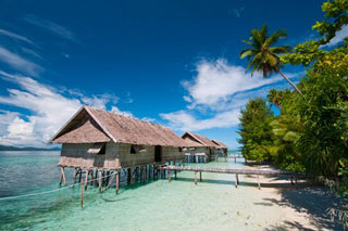 Kri Island Resort - Raja Ampat Dive Resort - Dive Discovery Indonesia