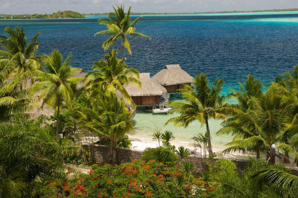 Le Maitai Polynesia Resort, Bora Bora - Tahiti Dive ...
