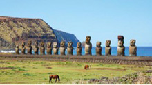 Easter Island to Tahiti: Tales of the Pacific