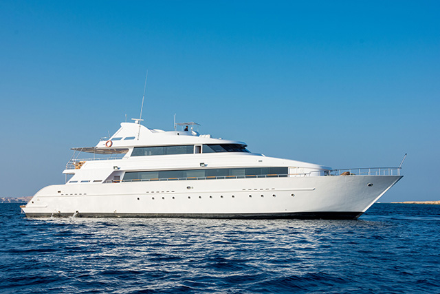 M/Y Lucy - Djibouti Live Aboards - Dive Discovery Djibouti