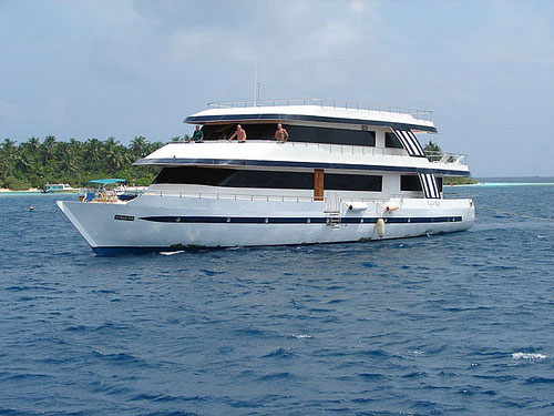 MV Eagleray - Maldives Liveaboards - Dive Discovery Maldives