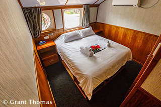 Double cabin - MV Oceania