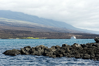 Scenery in Galapagos Islands