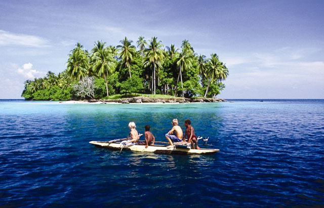 Malolo Plantation Lodge - PNG Resorts & Culture Lodges - Dive Discovery PNG