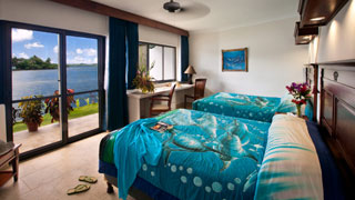 Manta Ray Bay Hotel - Palau Dive Resorts - Dive Discovery Micronesia