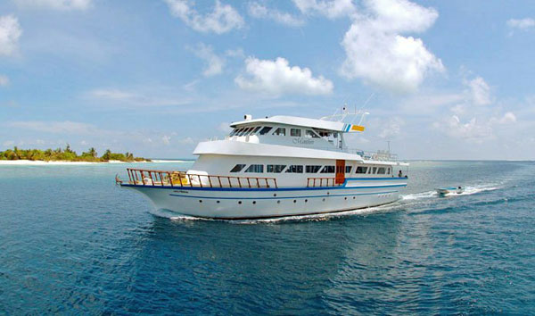 Manthiri - Maldives Liveaboards