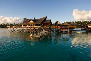 Maratua Paradise Resort - Indonesia Dive Resorts - Dive Discovery Indonesia