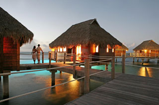 Hotel Moorea Pearl Resort and Spa, Moorea - Tahiti Dive Resorts  - Dive Discovery Tahiti