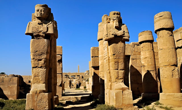 7 Days / 6 Nights Including a 4 Day / 3 Night Nile Cruise  - Dive Discovery Red Sea
