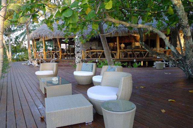 Ninamu Resort Tikehau Tahiti Dive Resorts Dive