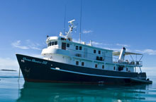 Ocean Hunter III - Micronesia Liveaboards - Dive Discovery Micronesia