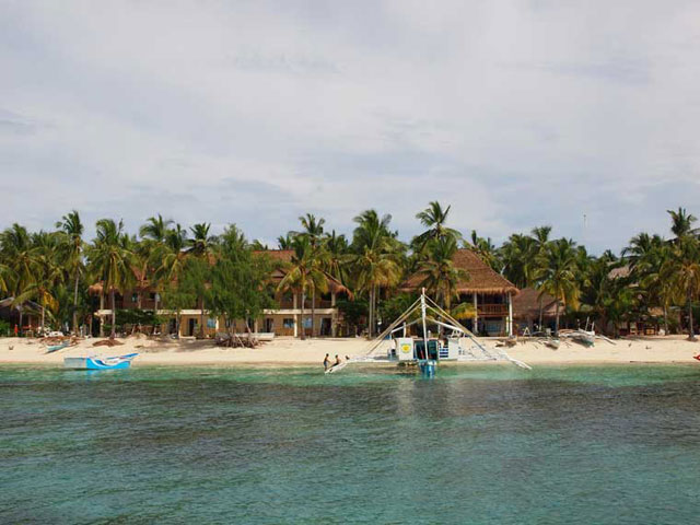 Ocean Vida Beach and Dive Resort  - Philippines Dive Resorts - Dive Discovery Philippines