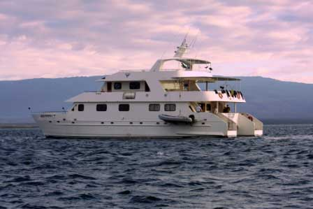 M.C. Seaman II - Galapagos Live Aboards - Dive Discovery Galapagos