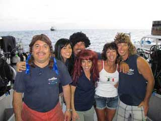 Socorro Island - February 29-March 9 2012 Trip Report