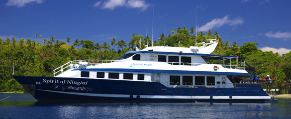Spirit of Niugini - PNG Liveaboards - Dive Discovery PNG