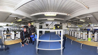 Mike Ball Expeditions - Australia Liveaboards - Dive Discovery Australia