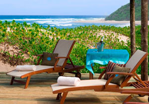 Thonga Beach Lodge - South Africa Dive Resorts - Dive Discovery South Africa