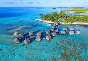 Tikehau Pearl Beach Resort, Tikehau - Tahiti Dive Resorts  - Dive Discovery Tahiti