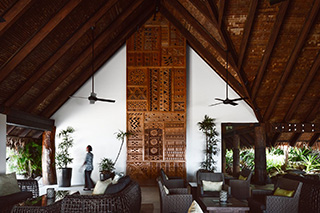 Lobby - Tokoriki Island Resort - Fiji Dive Resort