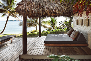 Beachfront Pool Villa - Tokoriki Island Resort - Fiji Dive Resort