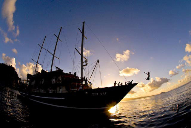 Tui Tai - Fiji Liveaboards - Dive Discovery Fiji Islands
