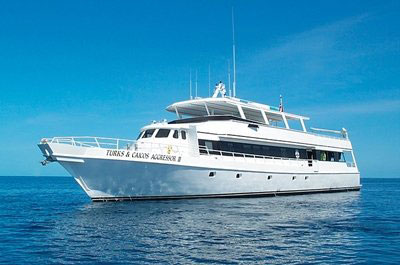 Turks & Caicos Aggressor II - Dominican Republic Liveaboards - Dive Discovery Dominican Republic