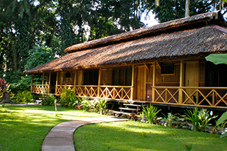 Plantation House - Walindi Plantation Resort - PNG Dive Resorts