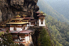 Taktsang Monastery - The Eternal Himalayas: Nepal, Tibet & Bhutan, October 2017 Group Trip